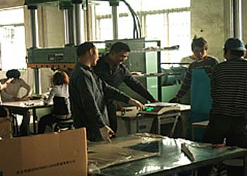 玻璃钢电缆支架生产设备